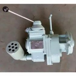 Winch Pneumatic Air Motor, Power: 2.5 HP, No-Load Speed: 2000 RPM