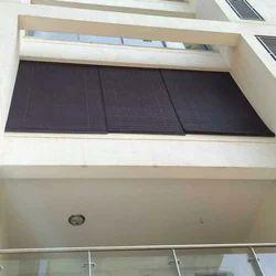 PVC Balcony Blind