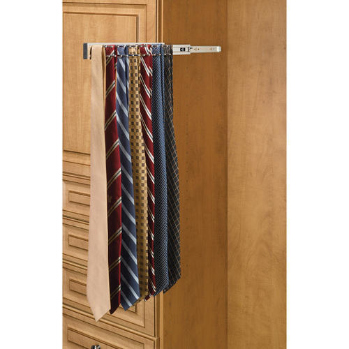 Pull Out Tie Rack, Circular Tie Rack, Tie Stand Rack, टाई रैक ...