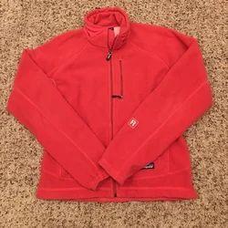 Red Akshita Winter Wear Jackets