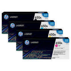 HP 650A Original  Toner Cartridge