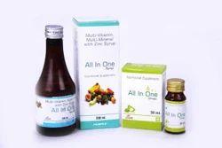 Multi Vitamin Zinc Syrup