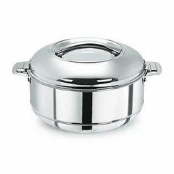 Esteelo Sleek  Stainless Steel Insulated Hot Pot Casserole