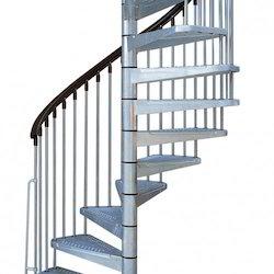 Steel Railing - Spiral Stair Steel Railing Manufacturer from Ghaziabad