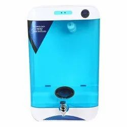 Wall Mounted Green Aqua Glory Water Purifier, Taste Enhancer Cartridge, Tank Storage Capacity: 10-15 L