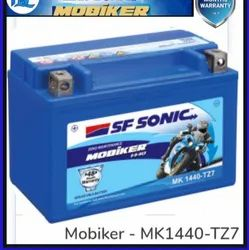 TZ7  SF SONIC Two Wheeler Battery