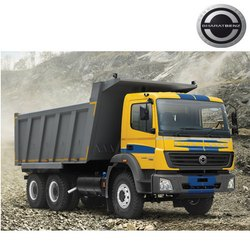 BharatBenz 2528C 25 Ton Heavy Duty Tipper Truck
