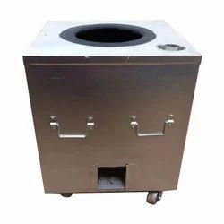 Stainless Steel Charcoal Tandoor
