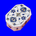 Marble  Decorative Inlay Box