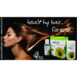 Ayurvedic Hair Oil & Capsules Pack