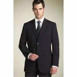 c3c12dde249 Black Plain Mens Corporate Blazer