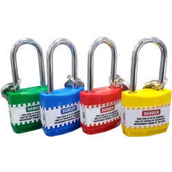 Stainless Steel Safety Lock, Packaging Size: 10 - 20 Pieces
