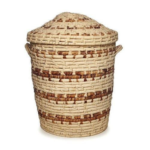 Palm Leaf Designer Basket At Rs 275 Piece Palm Leaf Basket Id