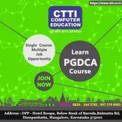 PGDCA Training Institute in Mangalore