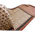 Bagru Print Casual Wear Saree