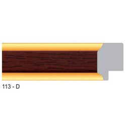 113 - D Series Photo Frame Moldings