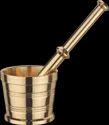 Brass Regular mortar