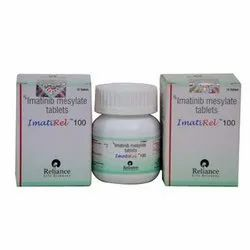 Imatirel 100 Mg Imatinib Tab