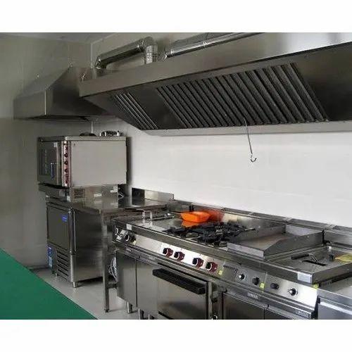 Kitchen Steel Interior Designing Services