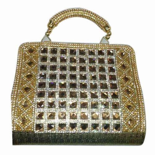 Ladies Fancy Bridal Hand Bag