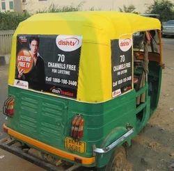 Auto Rickshaw Advertising Company