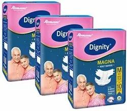 ADULT DIAPERS(DIGNITY MAGNA)ROMSONS