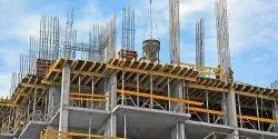 Concrete Frame Structures Steel, Concrete & Marble Commercial Building Construction