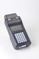 Zoo Ticketing Handheld Machine