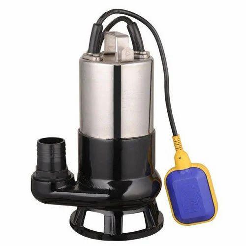 4-23.5 Mtr Portable Submersible Pump, Max Flow Rate: 3360 Lpm