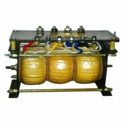 Cast Resin Three Phase Transformer, 240 V
