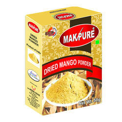Makpure Dried Mango Powder, 50g, 100g, 200g