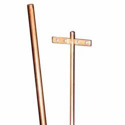 T Shape Copper Earthing Rod