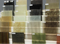 Designs Fabric Laminated Glass
