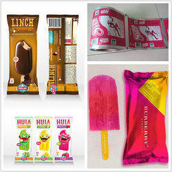 Ice Cream Candy Pouches