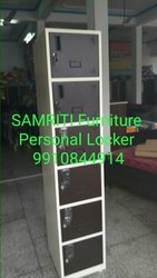 6 Door Personal Locker