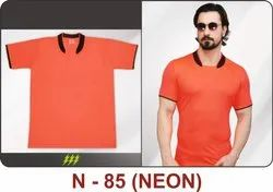 N-85 Neon Polyester T-Shirts