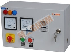DOL Submersible Pump Panel - MaCH Three Phase (Gold)