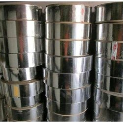 Silver Paper Plates Raw Material, 100, 80 - 120