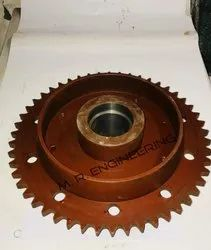 Gear For Scrapper 50 T