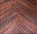 Interex Fiberboard Laminate Flooring - Merbau Plank Im 8393, Thickness: 10 Mm