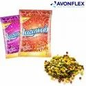 Printed Laminated Mouth Freshener Packaging Pouch