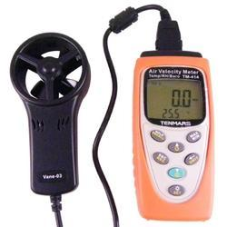 NABL Calibration Service For Air Velocity Meter