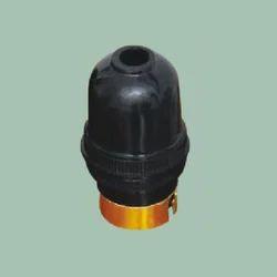 B'Five Plastic Pendent Holder (Black), Packaging Type: Box