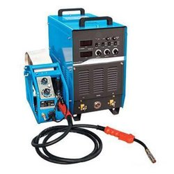Esab Three Phase Used MIG Welding Machine, Automatic Grade: Semi-Automatic, Air