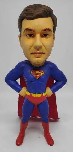 3D Customised Bobble Heads