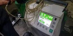 Online Condenser Helium Leak Testing (HLT) of Negative Pressure Parts