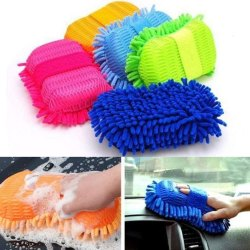 Car Washing Sponge Micro Fiber
