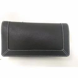 Standard Leather Ladies Wallet
