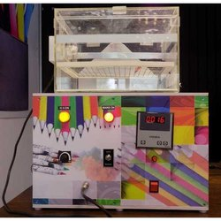 Single Phase Velvet Pencil Making Machine