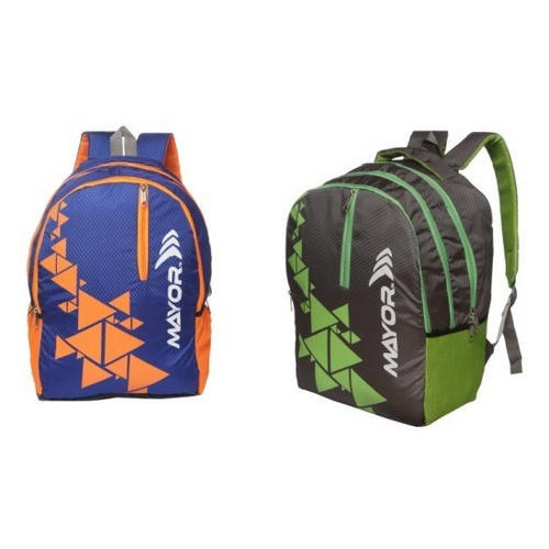 f2481a74b2 Mayor Polyester Lance Backpack, Rs 1050 /piece, Mayor Sports Private ...